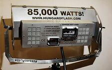 T-LIGHT 85,000 Watt HungaroFLASH Cinema/Photo/Flash/Strobe Light QTY DISCOUNT !!