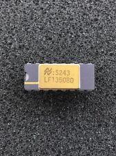 2 PCS - LF13508D / LF13508 National Gold