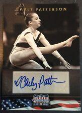 2012 Panini Americana Olympics Autograph Carly Patterson 248/265