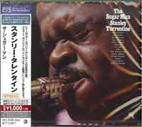 STANLEY TURRENTINE-THE SUGAR MAN -JAPAN Blu-spec CD B63
