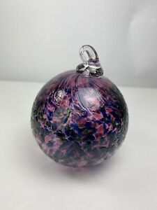regalo Andante-stones original plata cristal bead lila violeta uva #1204
