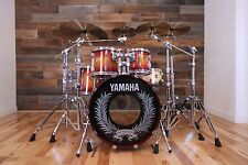 YAMAHA RECORDING CUSTOM (9000) 20TH ANNIVERSARY DRUM KIT SUNBURST (PRE-LOVED)
