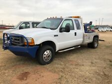 2000 FORD F-350–DUALLY 4x4–WRECKER—REPO UNIT..relist due to no pay