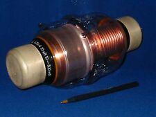 RUSSIAN (SOVIET) VACUUM VARIABLE CAPACITOR 10-500 pF 10 kV 50 A  NOS