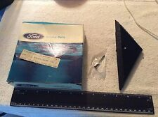 NOS 1979 1980 FORD LTD OUTER MIRROR MOUNTING INSIDE COVER LH DRIVER SIDE