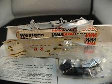 Western models n° WRK 25 Ferrari 312 T4 1979 neuf  en boite Kit 1/43