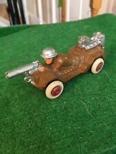 "//MANOIL CANNON CAR; HARD TO FIND & IN MINT CONDITION; ""SAME-DAY SHIPPING"""