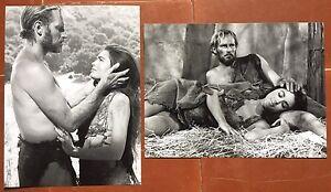 2 Photos Original The Planet Of Apes The Apes Charlton Heston