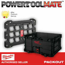 Milwaukee Packout Crate 4932471724 & 4932471638 PACKOUT Mounting Plate