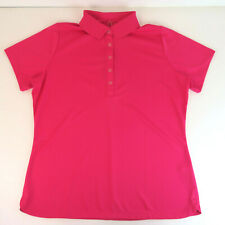 Nike Women's Xl Pink Nwt Golf Polo - Victory Force