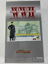 DRAGON CYBER-HOBBY EXCLUSIVE WWII Ulrich Spenster Ghost Division Panzer #70661