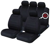 Universal Carnaby Black Seat Covers BMW 1 Series 2003-2016