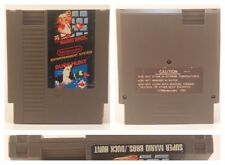 Super Mario Bros. / Duck Hunt (Nintendo NES, 1985) Cleaned Tested