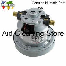 GENUINE NUMATIC NVQ NQS HOOVER MOTOR GENUINE UDS1053SN DL11103T AMETEK 205806