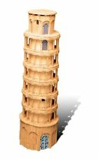 Match Craft Leaning Tower of Pisa Matchstick Kit with Safety Cutter Italian Icon