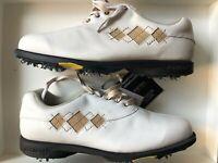 New Ladies Footjoy Women's eComfort Golf shoes 98513 Size 7 UK