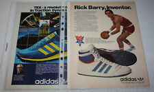 Vintage Adidas Sneakers Apparel Advertising Print Ad Poster | You Pick