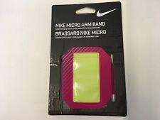 NIKE Brassard  Arm Band Micro iPod nano  Running Training Pink NIP Womens O/S