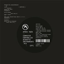 APHEX TWIN Computer Controlled Acoustic Instruments Pt2 EP CD Digipack 2015
