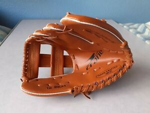 Crane Left Hand 12 Inch Baseball Glove Synthetic Leather Hand Crafted Sport