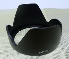 Replace EW-78D Lens hood for Canon 18-200mm 28-200mm EW78D