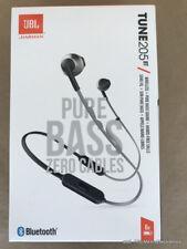 NEW JBL TUNE205BT WIRELESS IN-EAR HEADPHONES PURE BASS COLOR: BLACK FREE SHIPPIN