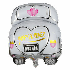 Car Shape Foil Balloon Birthday Wedding Anniversary Party Church Hall Decor LOVE