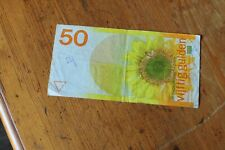 50 gulden biljet