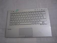 Sony Vaio PCG-41219V Tastatur mit Rahmen Touchpad UK P/N: 9Z.N6BBF.10U 148950281