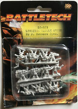 Battletech LONGINUS BATTLE ARMOR Ral Partha NIP