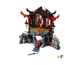 BELA LELE Building Blocks Movie Series THE TEMPLE of Resurrection BATTLE Brick !