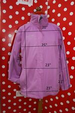 MAMMUT Dry Tech sz XL jacket waterproof women Outerwear zip-in system rain