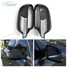 Carbon Fiber Mirror Covers with Side Assist for Audi A3(10-13) A4S4(13-17) A5 S5