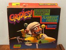 New 1983 Testors Grodies Model Kit Flameout Freddie Based On 1960s Weird-Ohs