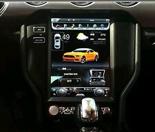 "Ford Mustang 15-17 10.4"" Android Vertical Screen Car Radios GPS Navigation for"