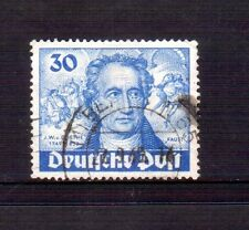 GERMANY WEST BERLIN 1949 30 Goethe used