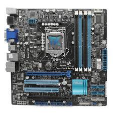 ASUS P8H67-M PRO/BM6650/DP-MB Original Intel Motherboard LGA1155 I/O Shield Test