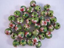 Cloisonne Enamel Jewellery Making Beads