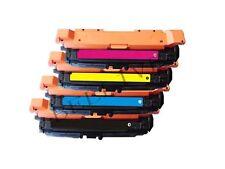 KIT 4 Toner per HP ColorLaserJet CP4520 ColorLaserJet CP4025 CP4525 CE260A