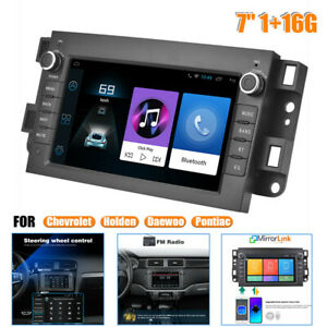 """7"""" Android/IOS 1+16G Multimedia MP5 Player Bluetooth  GPS Wifi Fit for Chevrolet"""