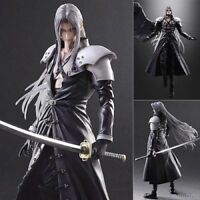 Play Arts Kai Final Fantasy 7 VII Sephiroth PVC Action Figure Model Statue Toy