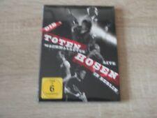 Machmalauter-Die Toten Hosen Live In Berlin von Toten Hosen (2009) DVD NEU OVP