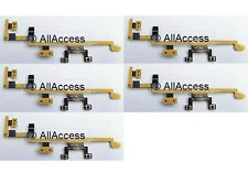 Lot of 5 Power On/Off Volume Control Flex Ribbon Cable Part for Ipad 4 4th Gen