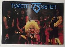Carte postale Twisted Sister   postcard