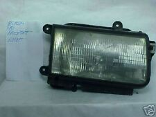 HONDA PASSPORT 98-99  ISUZU RODEO 98-99 ISUZU AMIGO 98-99 HEADLIGHT PASSENGER RH