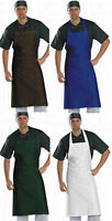 CATERING CLOBBER FULL CHEFS BIB APRON COOK WAITER COOKING BUTCHER MENS WOMAN'S