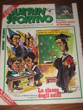 GUERIN SPORTIVO 1976/44 POSTER STORY BETTEGA COPPE EURO