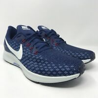 Nike Air Zoom Pegasus 35 Women's Running Shoes Blue 942855-404 Size 12