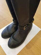 Girls black boots - Kids size 13.5 by Ralph Lauren