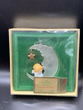 """A Heavenly Nap"" Hallmark Tree-Trimmer Dated Ornament 1980 w Box Qx139-4"
